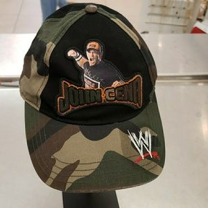 official photos 4853d c1e53 Hittings Unisex Kids John Cena You Cant See Me Logo Hit Color Hip-Hop  Baseball Caps ...